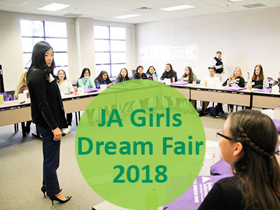 JA Girls Dream Fair
