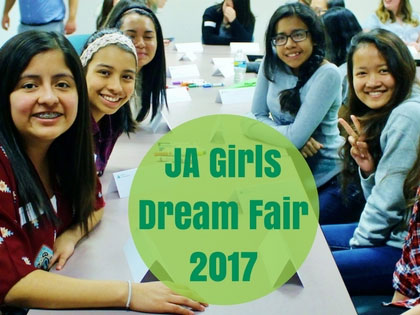 2018-2019 JA Girls' Dream Fair (Lansing)