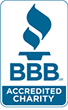 Better Business Bureau Accreditted Charity