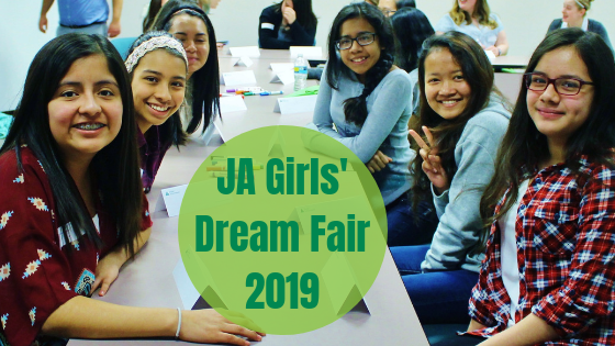 JA Girls' Dream Fair: A STEM Experience