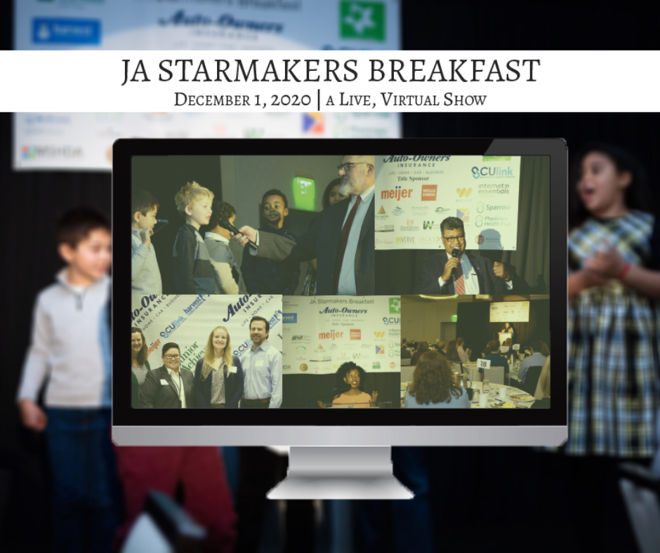 JA Starmakers Breakfast