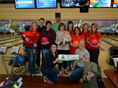 JA Bowling for Financial Literacy