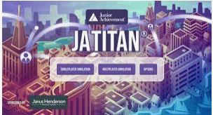 Junior Achievement Titan of Business Challenge