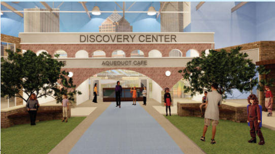 The Junior Achievement Discovery Center