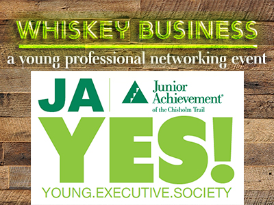 Whiskey Business: A Young Professionals Networking Event