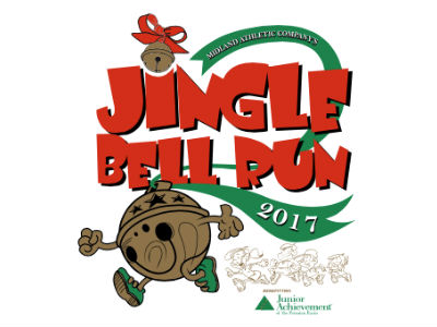 JA jingle bell run