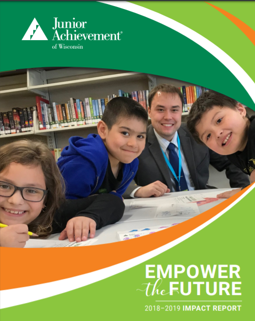 2018-2019 JA of Wisconsin Annual Impact Report