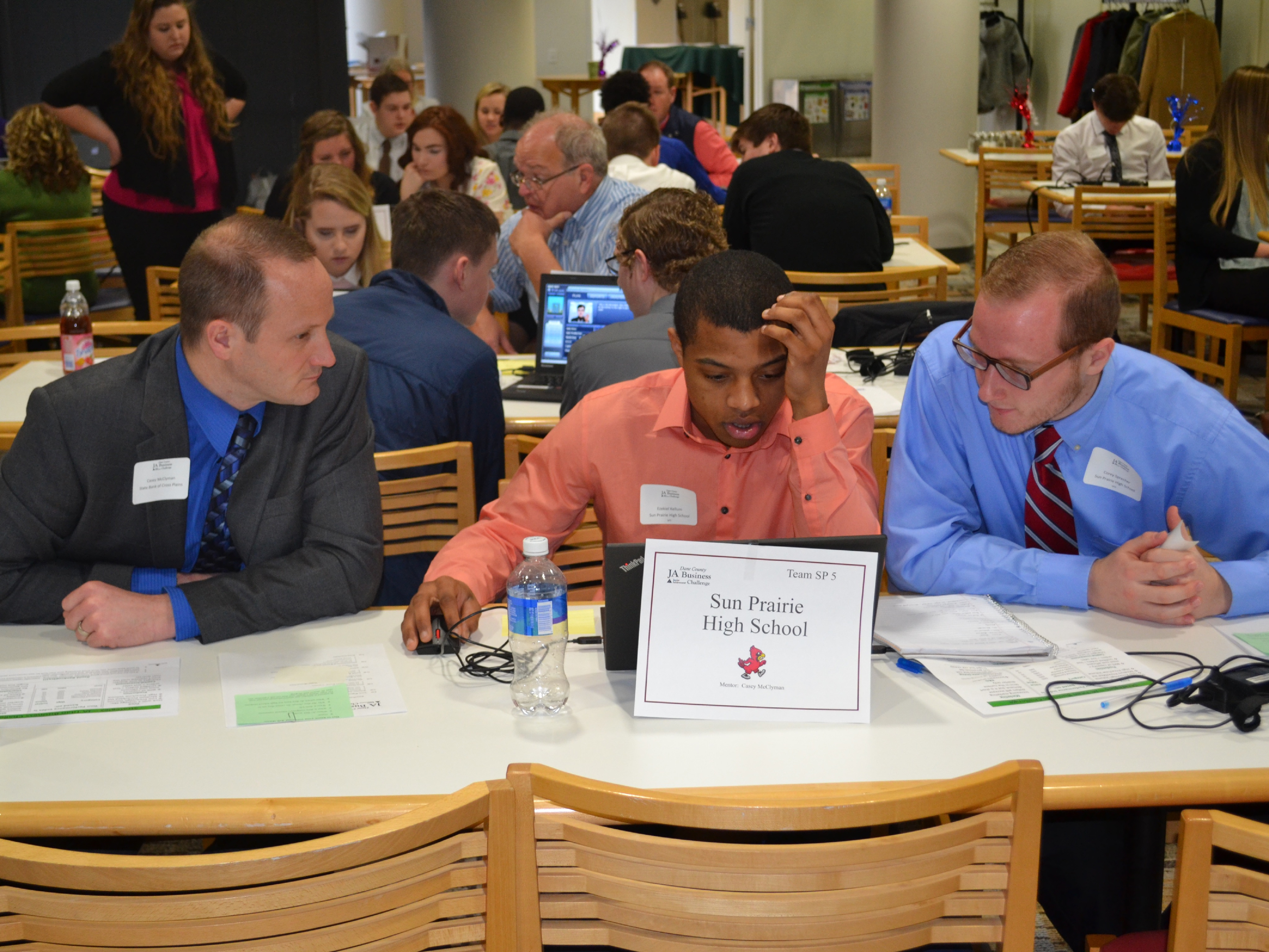 JA Business Challenge - South Central Region (Dane County Area & Rock County Area)