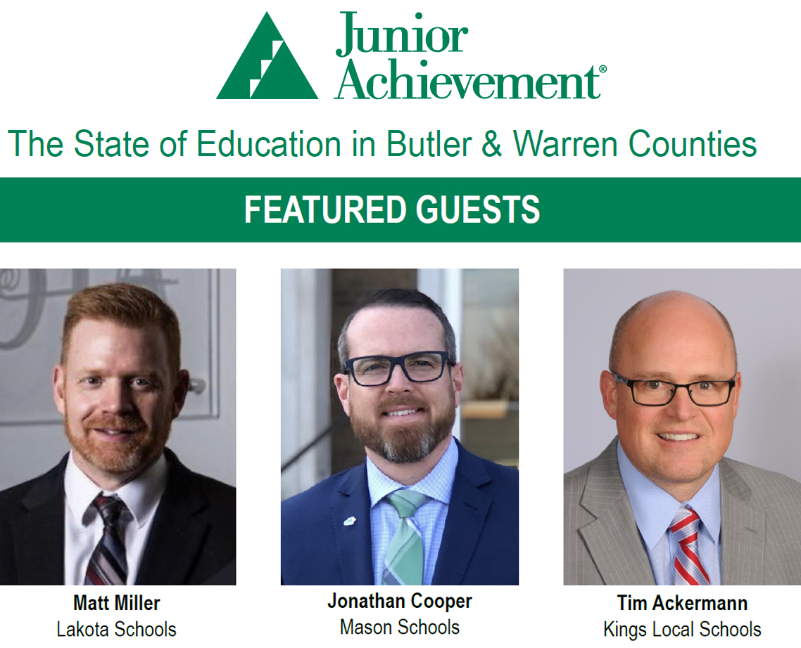 The State of Education in Butler & Warren Counties