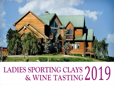 Ladies Sporting Clays & Wine Tasting 2019