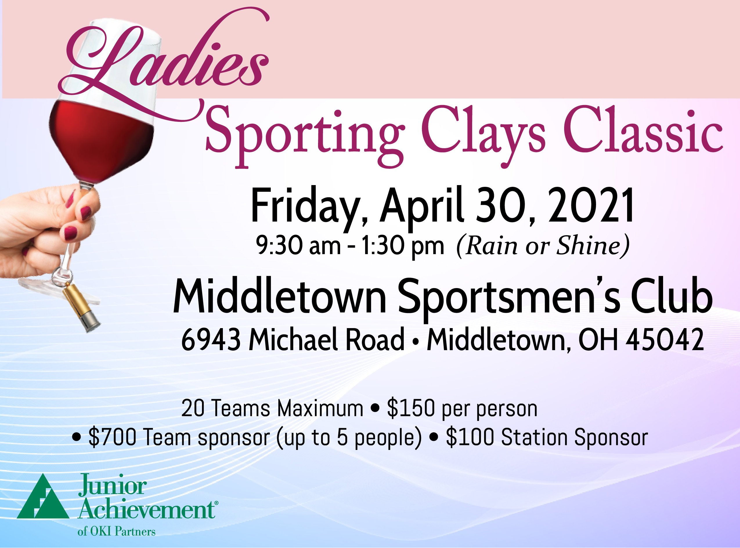 Ladies Sporting Clays Classic Butler County