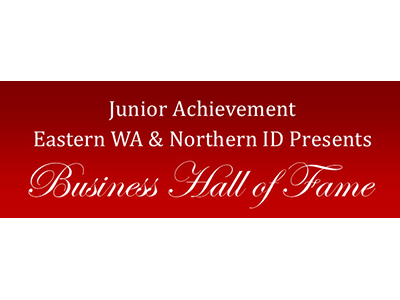 JA Eastern WA/Northern Idaho Business Hall of Fame