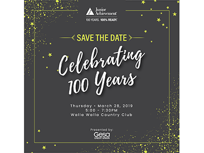 Centennial Celebration, Walla Walla Valley