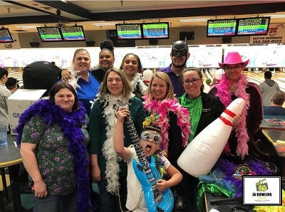 JA Bowling Classic- Hollywood at the Lanes
