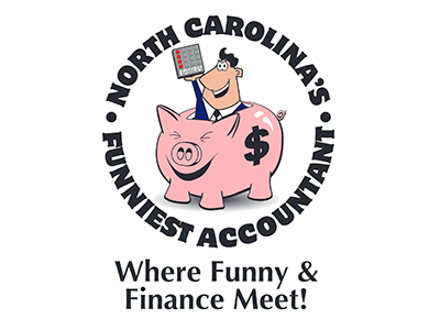 Search for the Triangle's Funniest Accountant