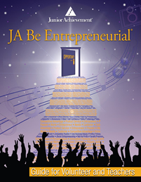 JA Be Entrepreneurial<sup>&reg;</sup>