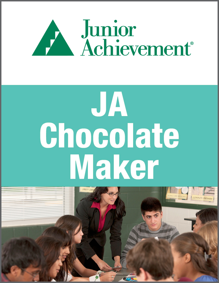 JA Chocolate Maker