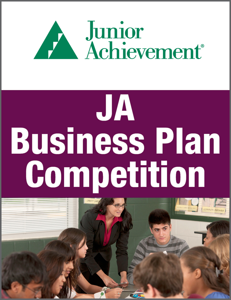 What is the JA New York Business Plan Competition?