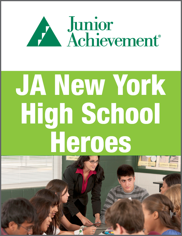 JA New York High School Heroes