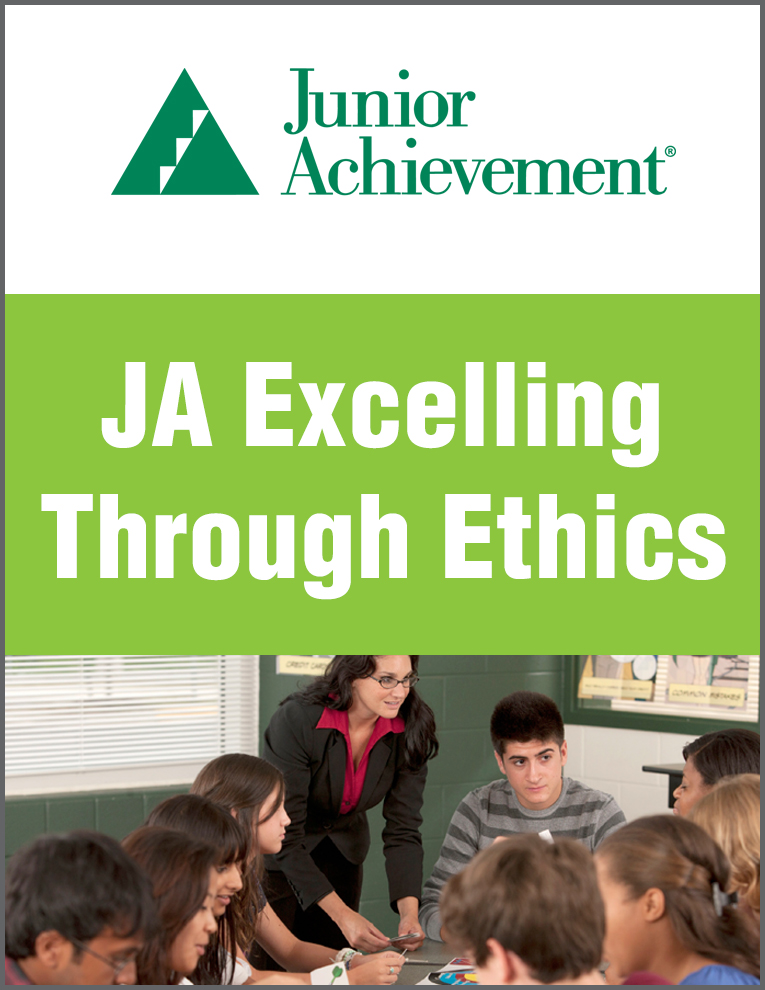 JA Excellence Through Ethics