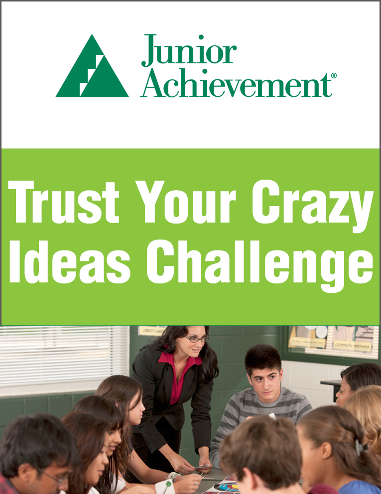 Local Program - Trust Your Crazy Ideas Challenge
