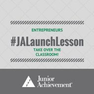 JA Launch Lesson<sup>&trade;</sup>