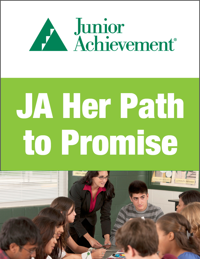 Local Programs-JA Her Path to Promise