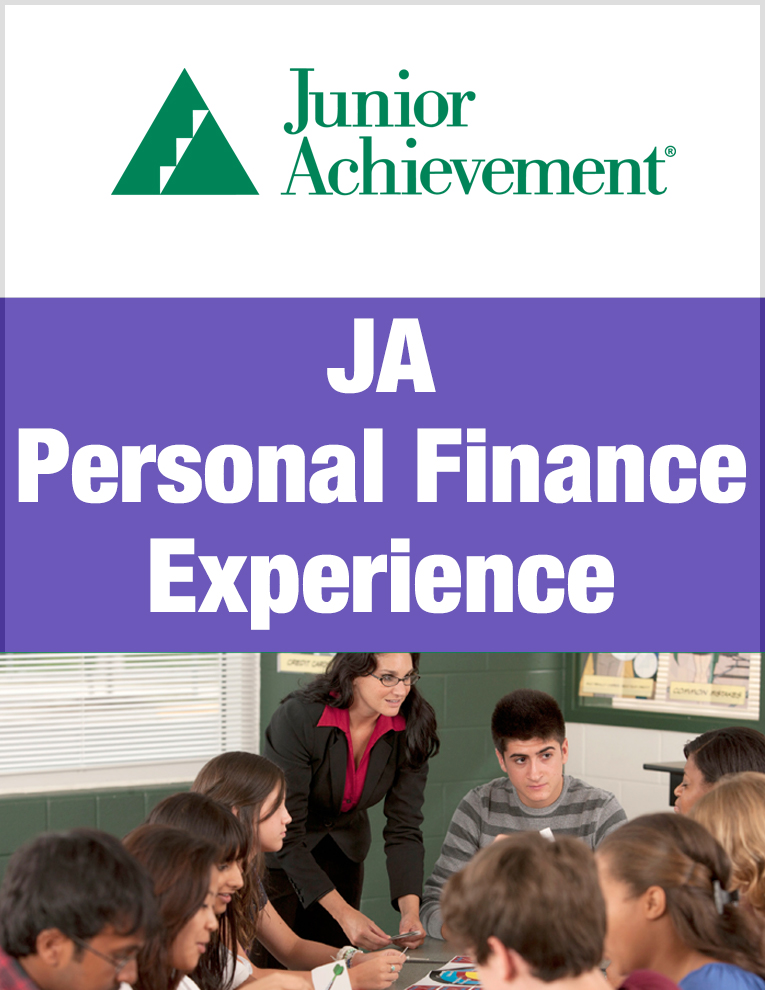 Local Programs-JA Personal Finance Experience