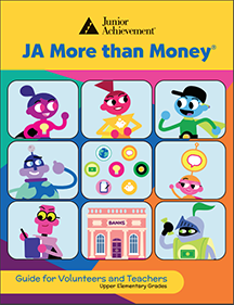 JA More than Money<sup>®</sup>