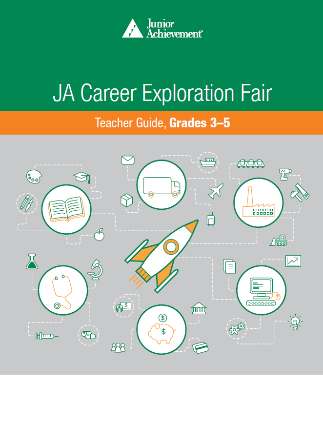 JA Career Exploration Fair<sup>™</sup>