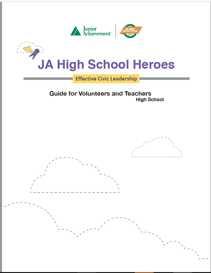 JA High School Heroes<sup>™</sup>