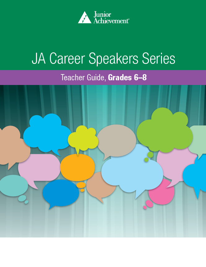 JA Career Speakers Series<sup>™</sup>