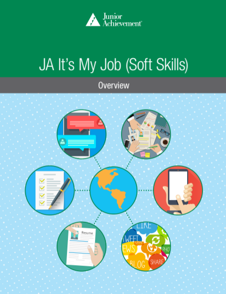 JA It's My Job<sup>™</sup> (Soft Skills)