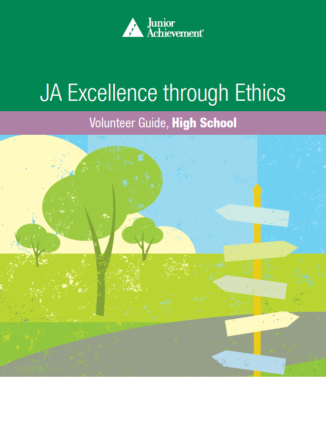 JA Excellence through Ethics<sup>™</sup>
