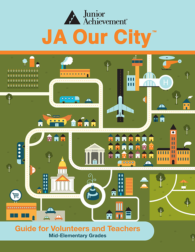 Ja our city introduces students to the basics of financial literacy