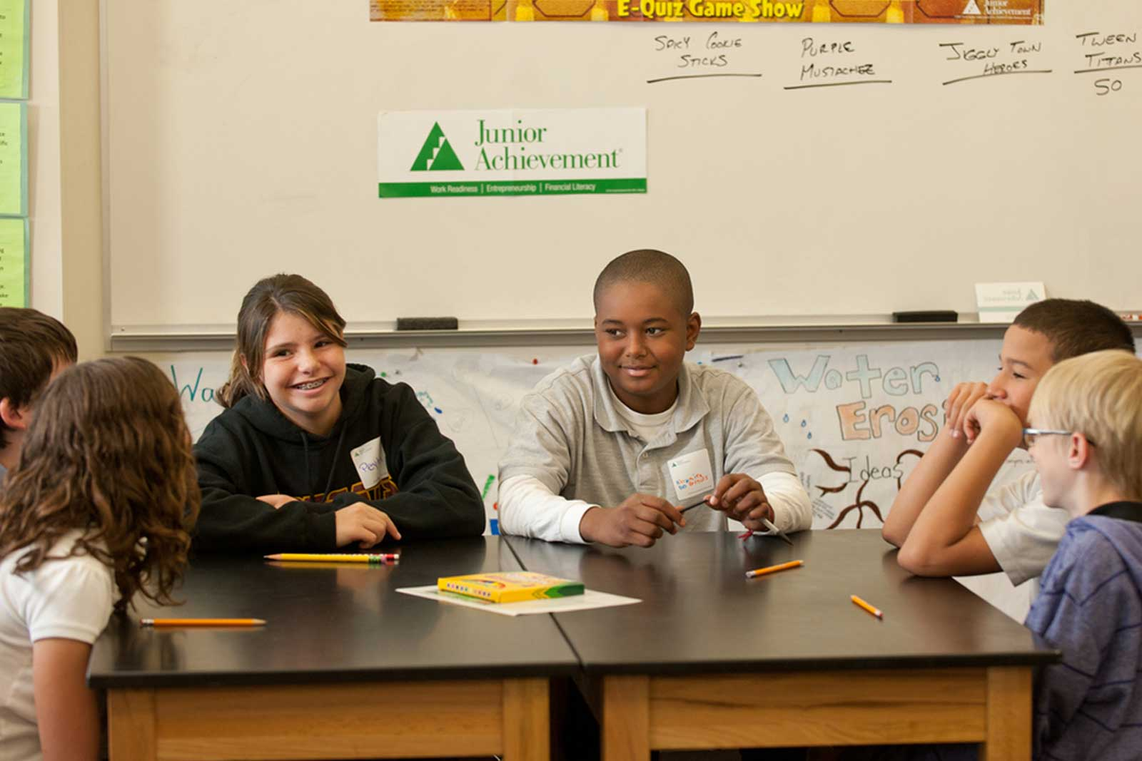 home junior achievement usa learn more about ja programs